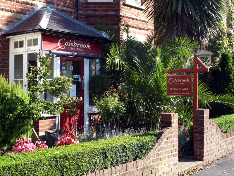 Colebrook Guest House hotel in Farnborough