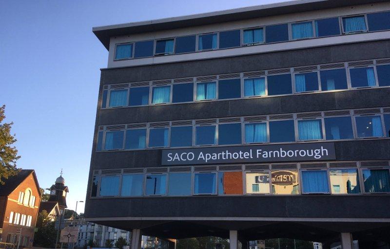 Farnborough Serviced Apartments Apartment Hotel in Farnborough