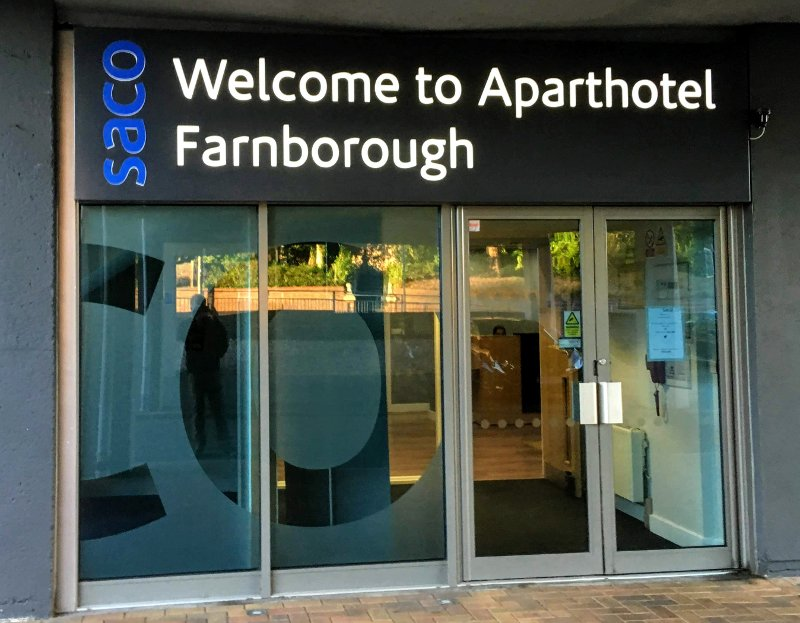 Farnborough Serviced Apartments hotel in Farnborough